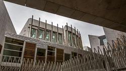 Edinburgh Scottish Parliament Building